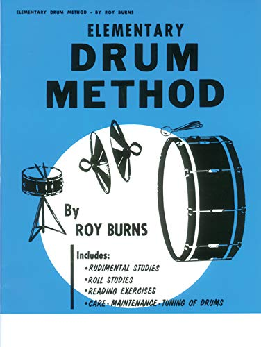Drum Elementary - Drum Method, Elementary
