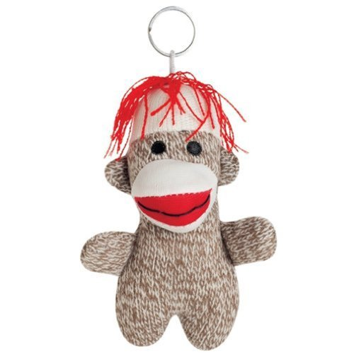 Toysmith Pocket Sock Monkey
