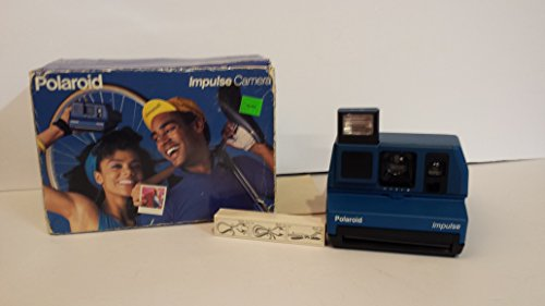 Polaroid Impulse Camera Blue