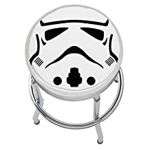 Plasticolor Star Wars Stormtrooper  Garage Stool
