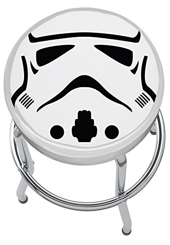 Plasticolor Star Wars Stormtrooper Garage Stool  sc 1 st  Amazon.com : mechanics stool amazon - islam-shia.org