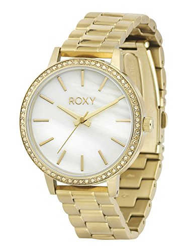 Roxy Women's RX/1010CMGP THE BELLS Swarovski Crystal Accented Gold-Tone Bracelet ()