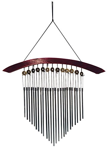Tibetan Style Unique Wind Chime with Coins