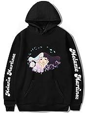 Unisex Melanie Martinez Hoodies, Lange Mouwen Mode Hip Hop Hooded Harajuku Casual Streetwear Kleding Oversized Sweatshirts for Vrouwen/Mannen/Meisjes/Boy (Maat: XXS-4XL)