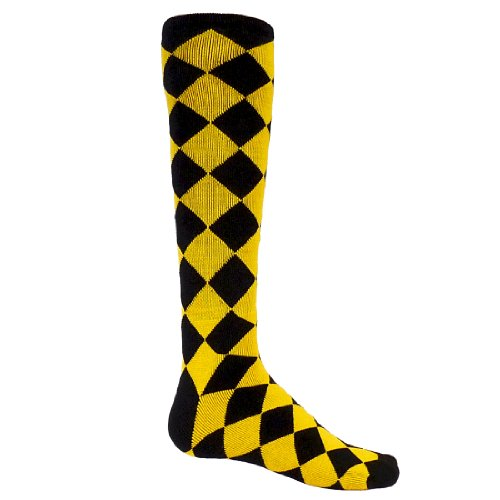 Red Lion Jester Acrylic Athletic Socks
