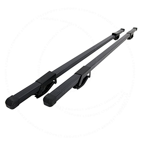 LT Sport 769553131400 for Chevrolet Heavy-Duty Roof Rack 54 Top Cross Bars Carrier