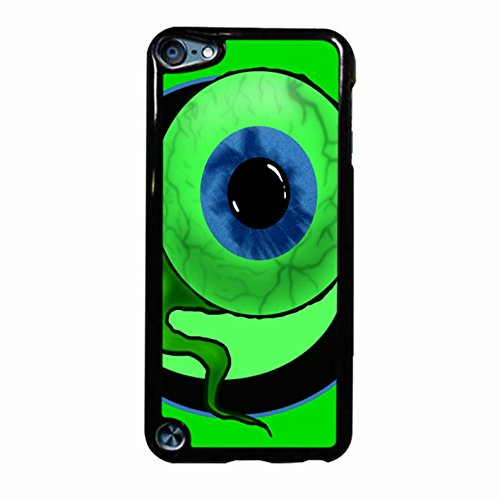 Jacksepticeye - Sam The Septic Eye iPod Touch 6 Case Cover (Nero Plastic)