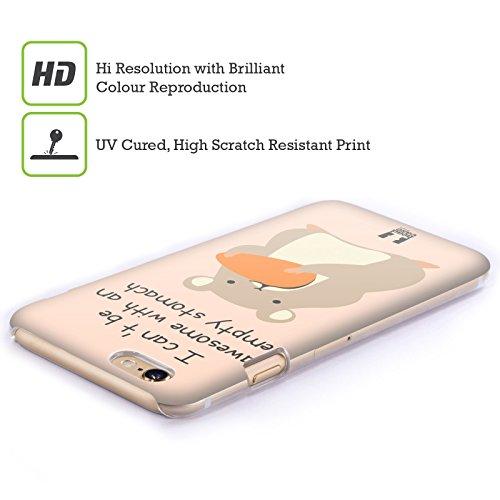 Head Case Designs Awesome Hamster Nonsense E Cose Random Cover Retro Rigida per Apple iPhone 7 / 8