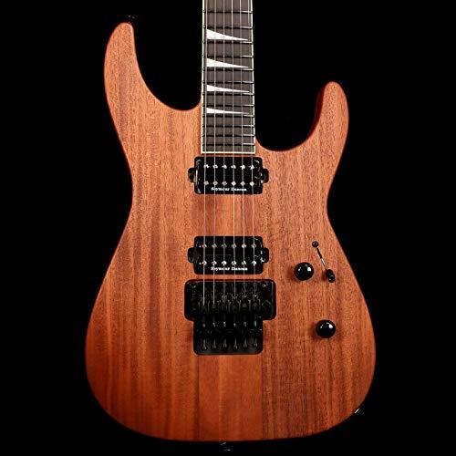 (Jackson Custom Shop Roasted Mahogany SL2 Soloist Natural)