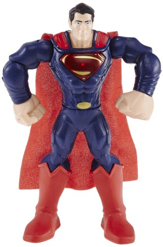 Superman Man of Steel Mega Punch Action Figure