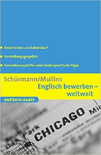 Englisch Bewerben Weltweit Anschreiben Und Lebenslauf Suzanne