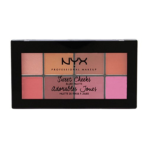 NYX PROFESSIONAL MAKEUP Sweet Cheeks Blush Palette
