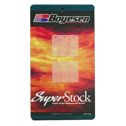 Boyesen Super Stock Fiber Reeds - Fits: Polaris SCRAMBLER 400 4X4 1995-2002