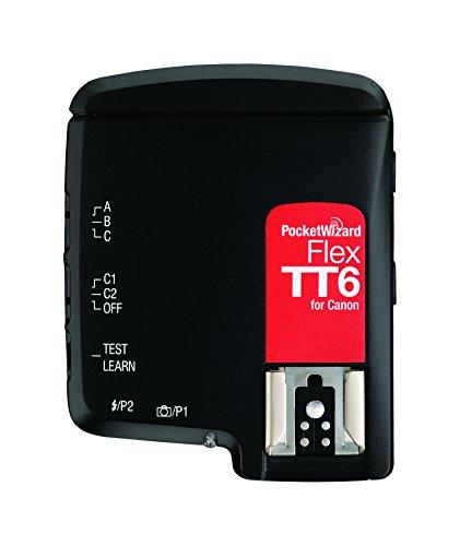 PocketWizard FlexTT6 Transceiver for Canon Cameras & Flashes (Pocket Wizard)