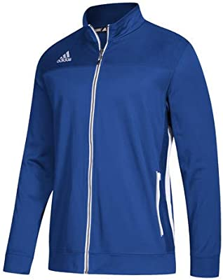 adidas Men's Adult Utility Jacket Full Zip Sport Climalite