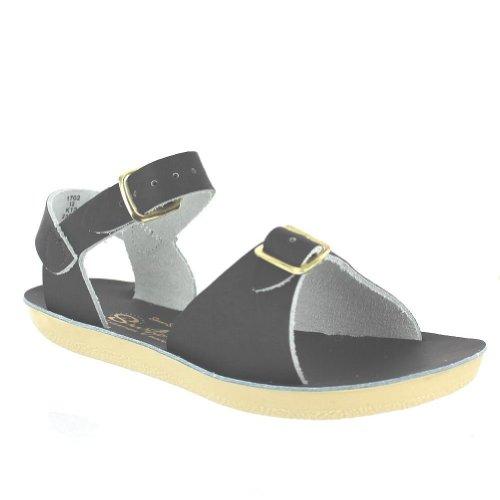 Salt Water Sandals by Hoy Shoe Sun-San Surfer, Brown,Brown,13 M US Little Kid ()