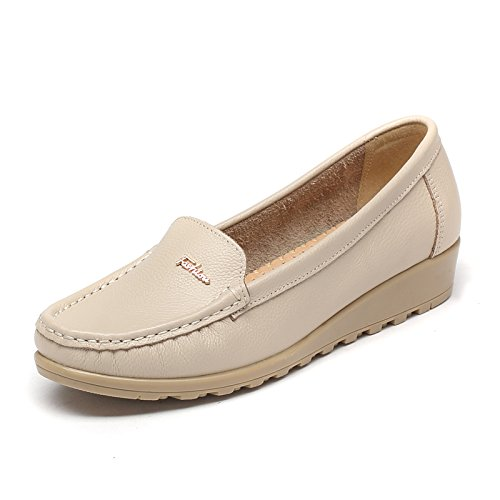 Slip Soja Aemember Lok M plano zapato de zapatos Fu Mujer Zapatos casual mujer 40 Calzado fondo 08SSHx