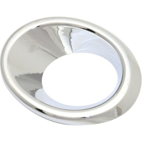 Make Auto Parts Manufacturing - PASSENGER SIDE FOG LIGHT TRIM RING; CHROME - NI1039138