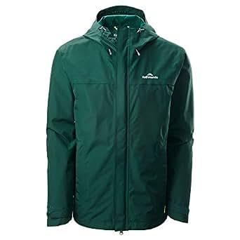 Kathmandu Bealey Men's Gore-TEX Windproof Waterproof Outdoor Rain Jacket Cedar L