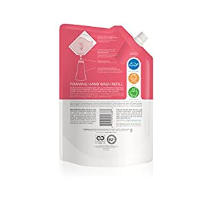 Method Gel Hand Soap Refill, Pink Grapefruit, 34 Ounce (Pack 6)