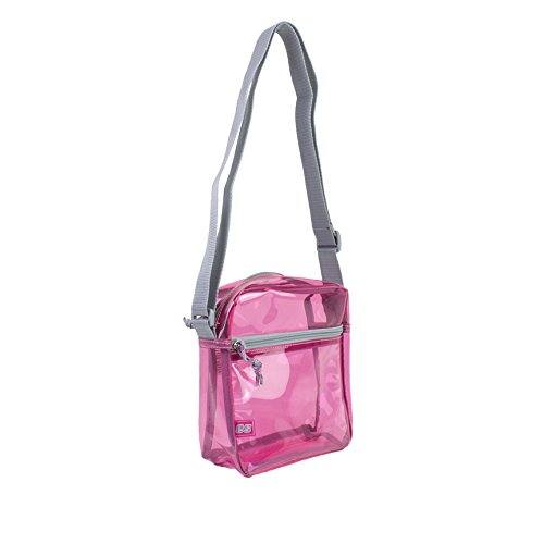 eastsport-clear-gear-bag-tinted-pink