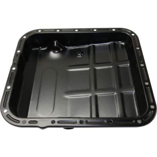 Transmission Oil Pan compatible with Subaru Impreza 99-2011 / Forester 99-2013 w/Drain Plug Automatic Transmission