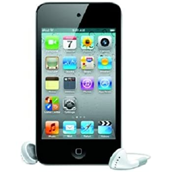 Apple iPod touch 8 GB Black (4th Generation) (Discontinued by Manufacturer)