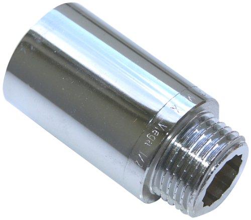 Viega 447205 Hahnverlangerung Modell 3526 Verchromt 1 2 Zoll X 40