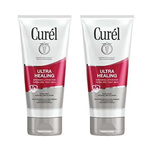 Curél Ultra Healing Intensive Lotion for Extra-Dry, Tight S