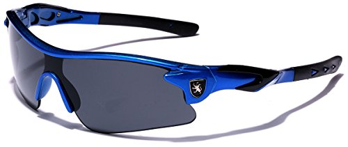 Half Frame Kids Teen Age 8-16 Performance Baseball Cycling Running Sport Sunglasses