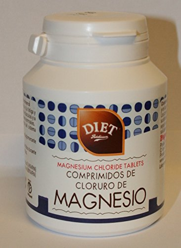 Cloruro de magnesio 60 mgrs 200 cmps // Magnesium Chloride tablets