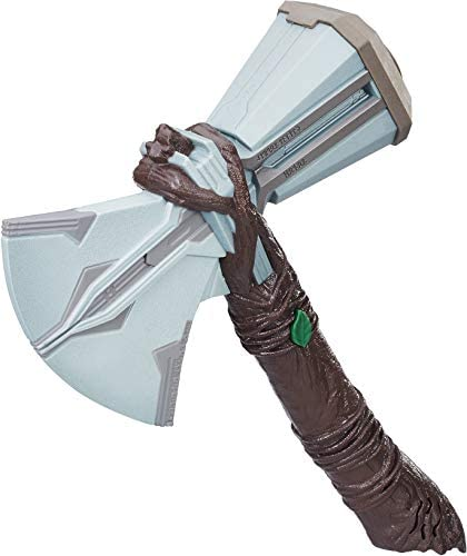 """Marvel Avengers Infinity War Thor Weapon Axe Plastic 6 Inch Long For 12/"""" Figure"""