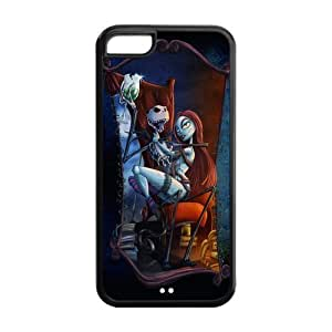 Customize Cartoon Nightmare Before Christmas Back Case for iphone 5C JN5C-1690