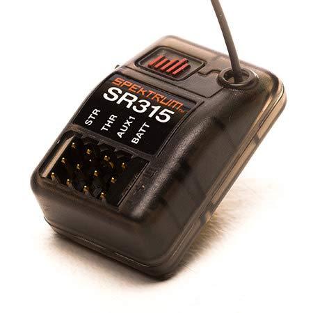 Spektrum SR315 3-Channel 2.4GHz DSMR RC Sport Receiver: Surface ()