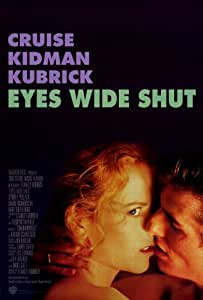 Eyes Wide Shut Póster Movie Póster (27 x 40 inches – 69 cm x 102 cm) (1999) B