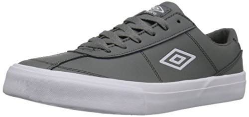 Umbro Men's Brooklyn Fashion Sneaker Grey/White many kinds of cheap price UdFvN