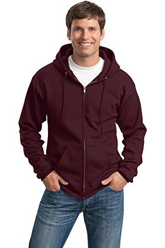 Xxl Zip Hoodie Sweatshirt - 9