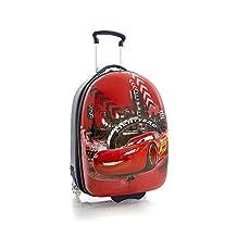 Disney Pixar Cars Luggage Case [McQueen Lightyear]