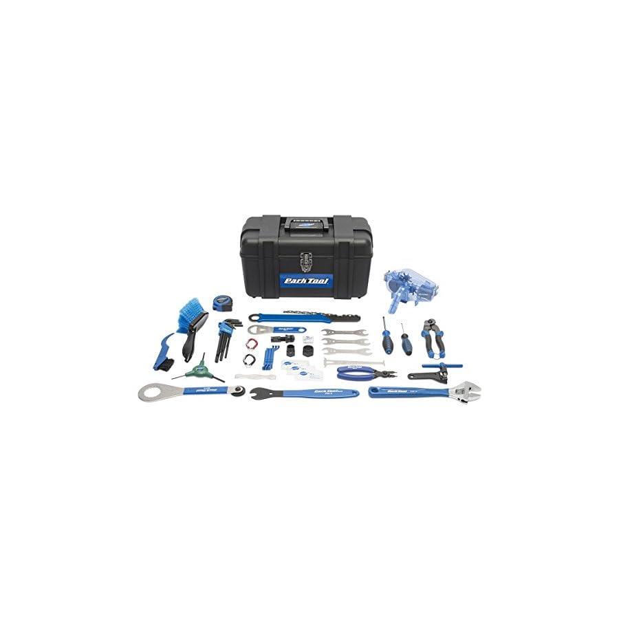 Park Tool Advanced Mechanic Tool Kit AK 3