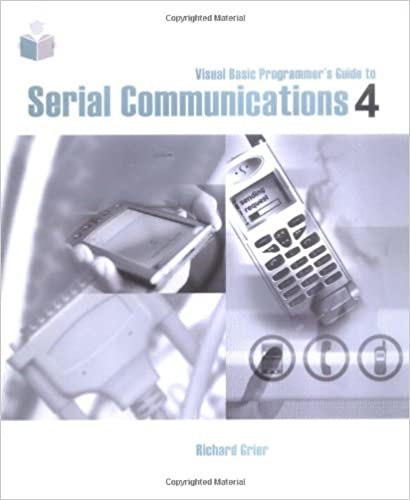 Book Visual Basic Programmer's Guide to Serial Communications