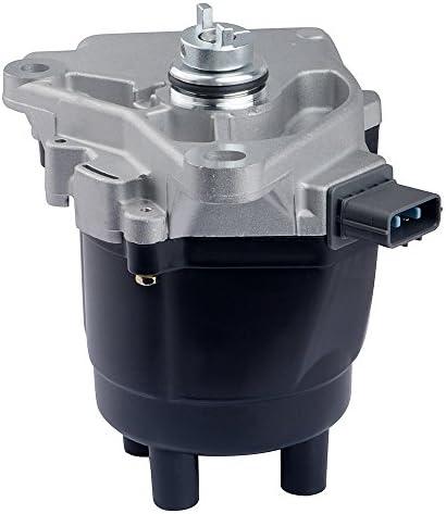 Motovecorイグニッションディストリビューター:ホンダアコード98-02 2.3L ヒタッチ、アキュラCL 1998-1999 2.3L ヒタッチD4T96-07 & D4T97-03と互換性あり。