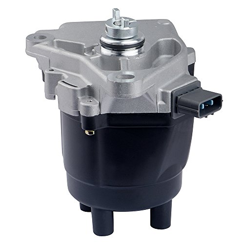 Motovecor Ignition Distributor for: Honda Accord 98-02 2.3L HITATCHI, Acura CL 1998-1999 2.3L Compatible with Hitatchi D4T96-07 & D4T97-03
