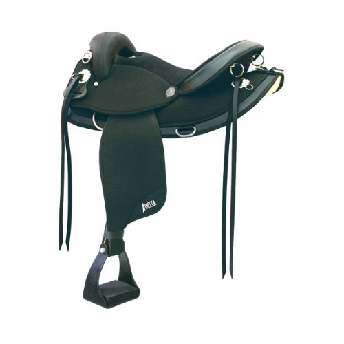 ABETTA Arabian Endurance Saddle, 17