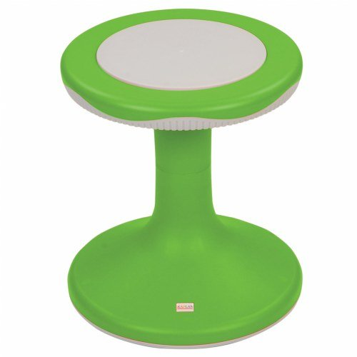 15'' K'Motion Stool - Green by Kaplan Early Learning Company