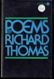 Poems by Richard Thomas, Richard Thomas, 0380005395