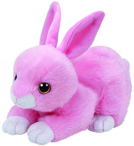 ffda55b86a1 Amazon.com  Ty Walker Pink Bunny Plush