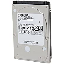 "Toshiba MQ01ABD 1 TB 2.5"" Internal Hard Drive MQ01ABD100 SATA 5400RPM 1 Year Warranty (Certified Refurbished)"