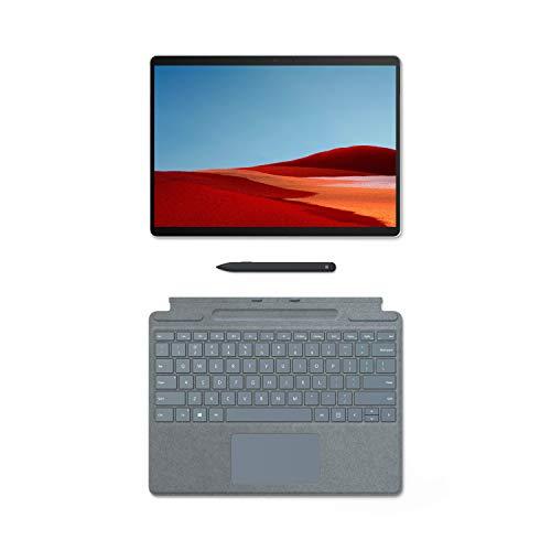 🥇 Microsoft Surface Pro X – Ordenador portátil 2 en 1 de 13″ – 16GB RAM