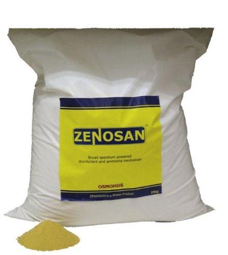 Osmonds - Zenosan Stable Disinfectant Powder x Size: 25 Kg Smiths Health Ltd