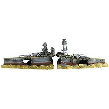 Underwater Treasures Battleship Ruins